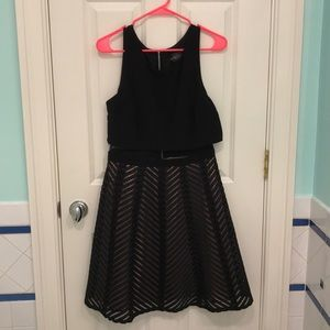 Black Betsy & Adam dress